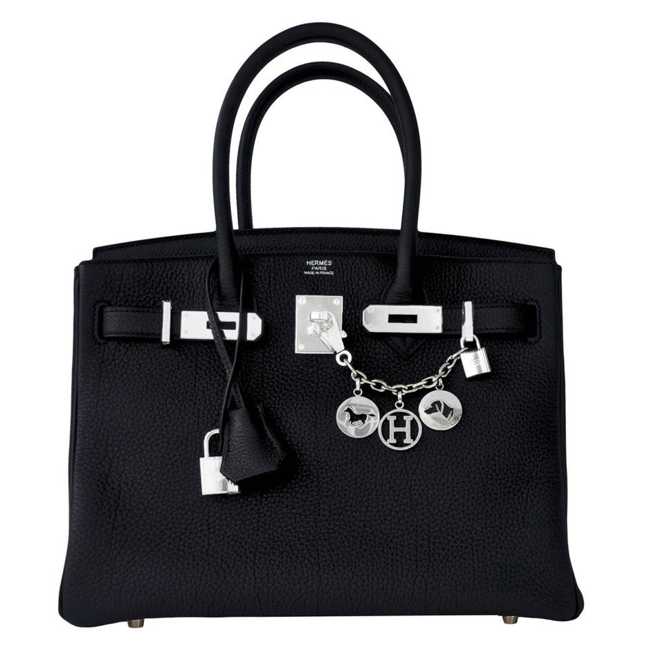 hermes birkin 30cm togo palladium hardware black leather satchel 0 0 960 960 - Is Hermes Birkin Bag Worth the Price