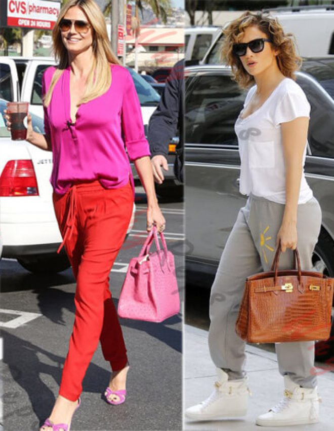 10 Celebrities Who Wear Hermes Birkin Bags