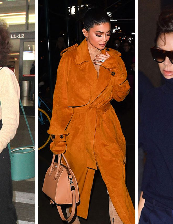 How to Hold Your Handbag Like a Celebrity