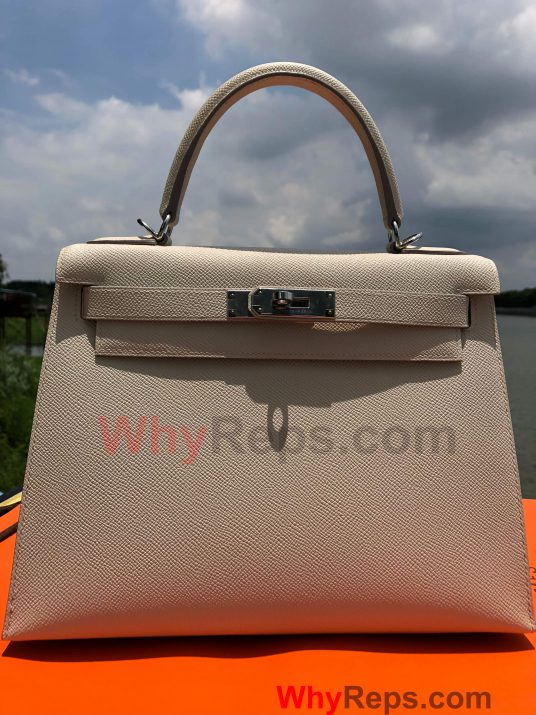 Hermes Kelly 28 Bag Replica Review