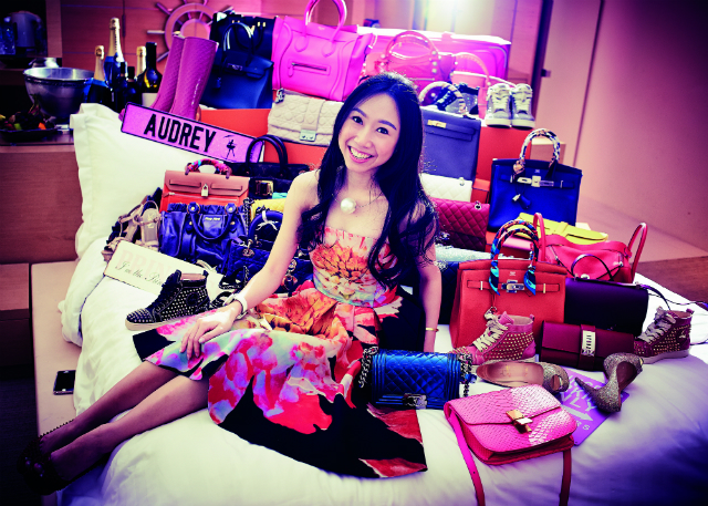 singapores rich girl instagram 640 - Hermes Middle Age Crisis
